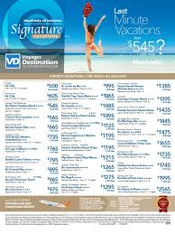 last minute vacation deals toronto departures one week all