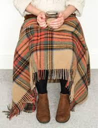 Brown Tartan Rug Wool Blanket Online British Made Gifts Tartan Knee Rugs Showing