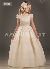 communion dress baunda communion dress valeria 2018 madrid and