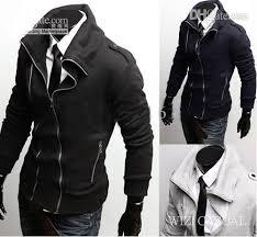 unique mens unique men s jacket cotton high collar slim fashion jackets for