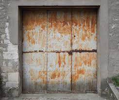 garage doors diy metal garage door painting doors with wood