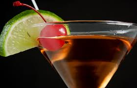 martini mistletoe paradise cocktail gin martini recipe