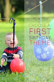 baby s birthday ideas how to choose a birthday party theme crystalandcomp