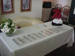 Centerpieces For Family Reunions Table by 65 Best Reunion Registration Images On Pinterest Family Reunions