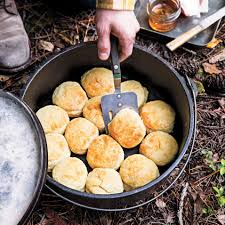 mark klever u0027s dutch oven biscuits recipe myrecipes
