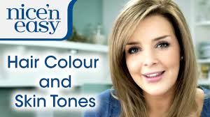 Choosing The Right Hair Color Choosing The Right At Home Hair Colour For Your Skin Tone Nice