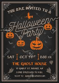 halloween party invitations iidaemilia com