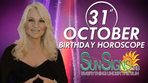 Famous Birthdays On Halloween Birthday October 31st Horoscope Personality Zodiac Sign Scorpio