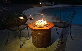 large propane fire pit table large propane fire pit make a portable propane fire pit out of a