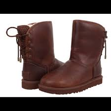 ugg flash sale sold ugg mariana leather boots lace up ugg