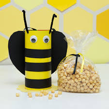 bumble bee party favors 2 buzz worthy bee party crafts for kids kix cereal