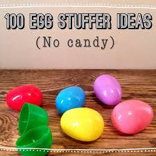 easter stuffers 100 plastic egg stuffer ideas no candy my blessed