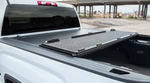 Folding Bed Cover Trailfx Premium Flush Hard Tri Fold Tonneau Cover The Engine Block