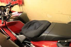 beaded seat cover for motorcycle velcromag
