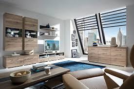 Wohnzimmer Ideen Kika Wohnwand Mit Sideboard San Remo Eiche Schiefer Woody 22 00453