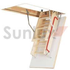 loft ladders ebay