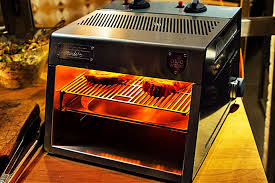 Portable Toaster Oven Grilling Steaks In A Glorified Toaster Oven A Portable Broiler