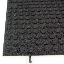 shock absorbing mats rubber weight room flooring
