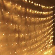 4m x 6m led net mesh string lights wedding