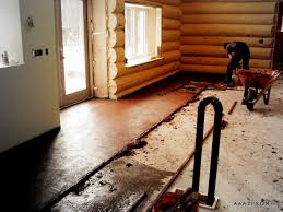 log cabin floors 217 best earth construction images on