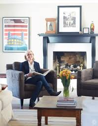 how to use your art collection to decorate your home think make