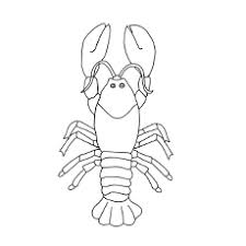 top 10 free printable lobster coloring pages online