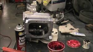 how to rebuild a manual transmission part 1 youtube