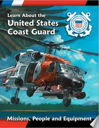 In the munity The Coast Guard coloring book  Coast Guard All