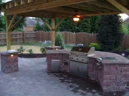 kitchen rustic outdoor kitchen ideas outdoor kitchen island