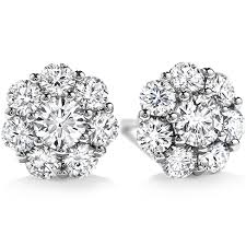 diamond stud earings beloved stud earrings