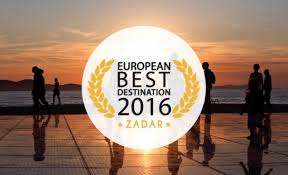 welcome to zadar european best destination 2016 zadar airport