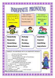 Intensive And Reflexive Pronouns Worksheet English Grammar Nouns شبكة أطلس