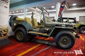 m38 jeep 2017 sema omix ada 1951 willys m38