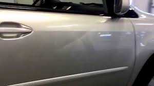 lexus body repair san diego lancaster pa door crease repair on lexus rx 330 www doordingfix