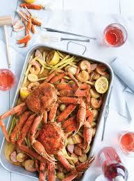 cuisiner le crabe crab boil à l américaine ricardo