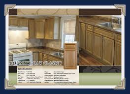 Overlay Kitchen Cabinets by Oak Classic Kitchen Cabinets