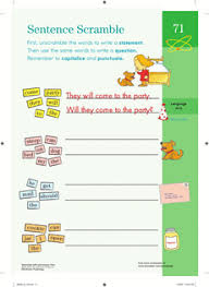 collections of free printable grammar worksheets for 2nd grade