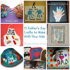 15 father u0027s day crafts to make with your kids