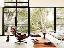 Used Eames Lounge Chair Eames Lounge And Ottoman Lounge Chair Herman Miller