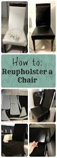 how to reupholster a chair creating a home by sonia