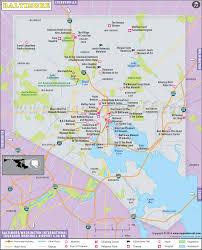 Bwi Airport Map Baltimore Washington Us Map 16610 Regional Map Thempfa Org