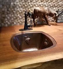 Hammered Copper Bathroom Sink Quality Hammered Copper Sinks Handcrafted By Mexican Artisans