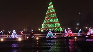 the national christmas tree at the ellipse the adventures of c a b