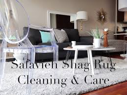 how to clean u0026 care for a safavieh shag rug youtube