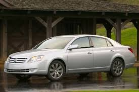 toyota avalon models used 2007 toyota avalon for sale pricing features edmunds