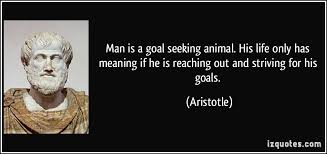 Seeking Meaning Is A Goal Seeking Animal His Only Has Meaning If He Is