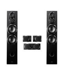pioneer 5 1 surround sound home theater system buy pioneer htp rs33 5 1 dvd home theatre system online at best