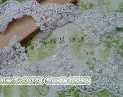 wholesale lace ribbon compare prices on beaded trim blue online shopping buy low price