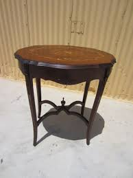 Antique Accent Table Magnificent Antique Accent Table With Charming Antique Accent