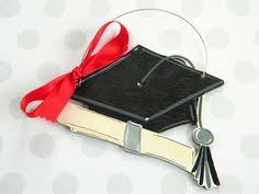 Personalized Graduation Ornaments Found It At Wayfair Graduation Gown Ornament Christmas